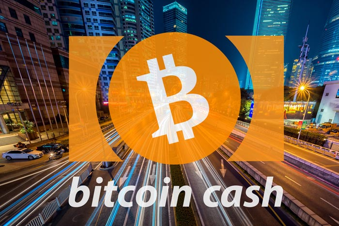 Can BCH be sold for cash