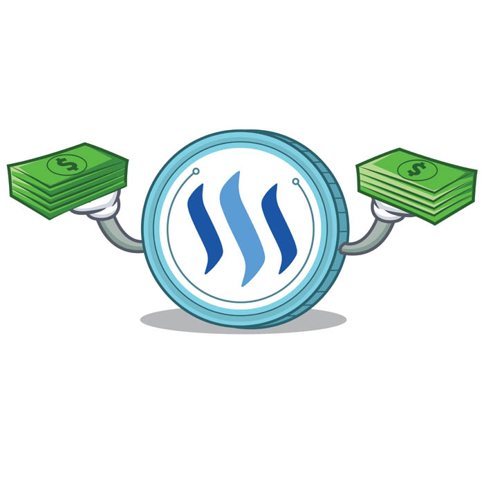 Can Steem be sold for cash