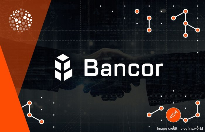 Can Bancor be mined