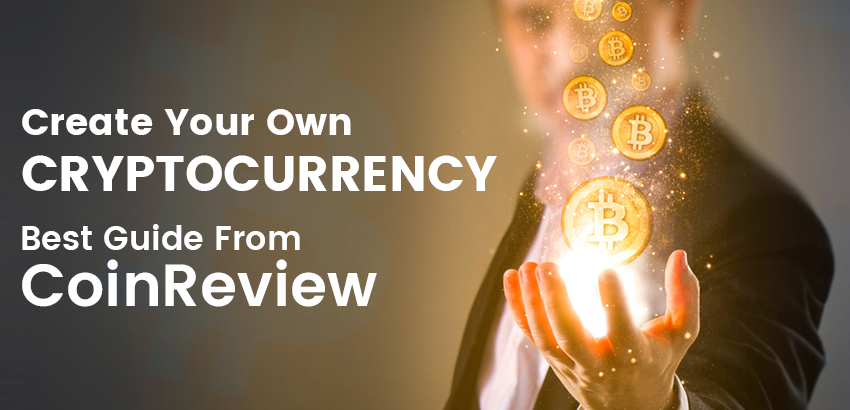 How do i create a cryptocurrency