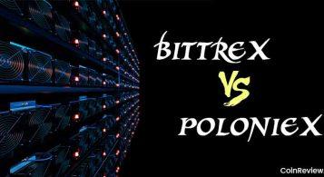 Bittrex vs Poloniex