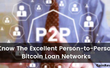 Bitcoin Person To Person Loan Netwrork
