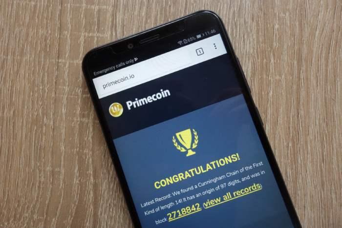 PrimeCoin mining