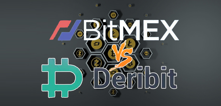 deribit vs bitmex
