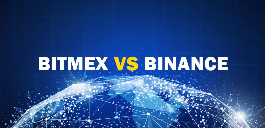 Bitmex Binance Comparison