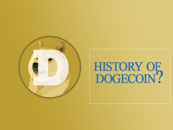History of Dogecoin