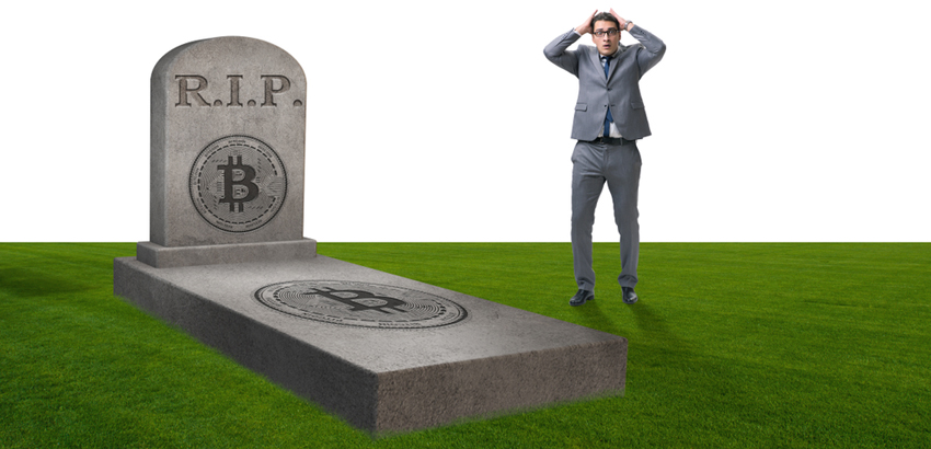 Investors must be mourning